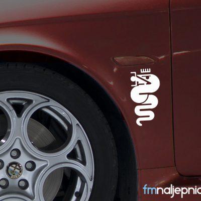 Alfa Romeo Biscione 2