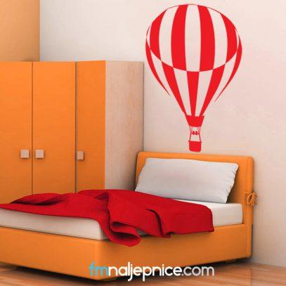 Zidna naljepnica - balon