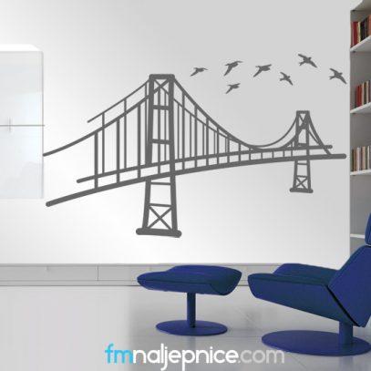 Most s pticama