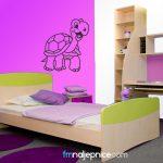 Zidna naljepnica - kornjača