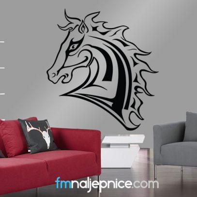 Pony zidna naljepnica
