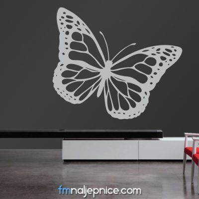Zidna naljepnica – Veliki leptir