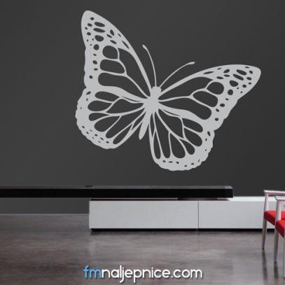 Zidna naljepnica - veliki leptir