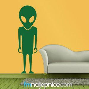 Zidna naljepnica Alien