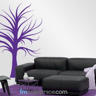 Zidna naljepnica - drvo art