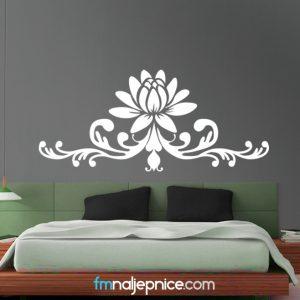 Naljepnica za zid cvijet