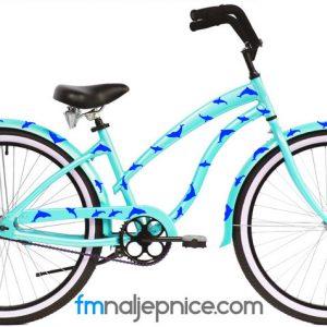 Naljepnice za bicikl – Delfini- set 100 kom
