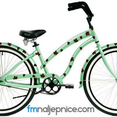 Naljepnice za bicikl – Jesen- set 100 kom