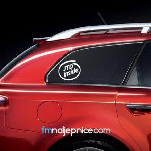 Alfa Romeo JTD inside