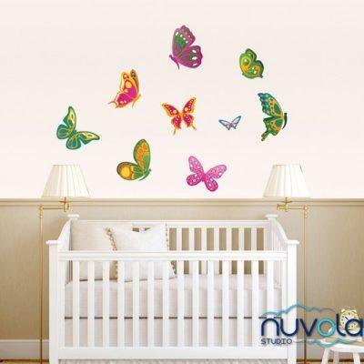 Naljepnice leptiri