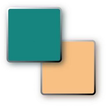 Moderne boje za zidne naljepnice