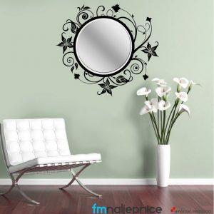 Zidna naljepnica – Okvir floral