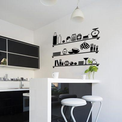 Moderno uređenje kuhinje