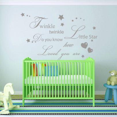uređenje sobe za bebu