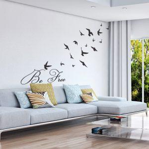 Zidna naljepnice ptice