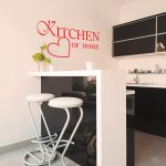 Moderne kuhinje naljepnice