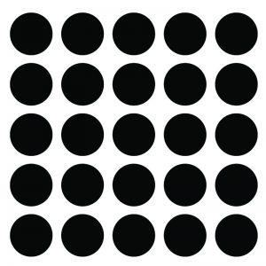 Zidne naljepnice – kružić set