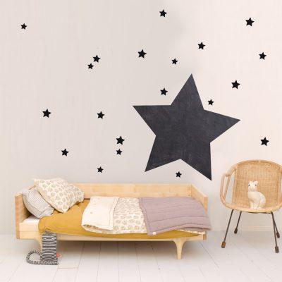 Naljepnica za pisanje kredom – zvijezda