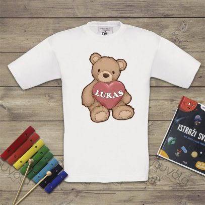 Dječje majice personalizirane