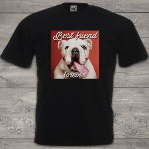 Personalizirana majica – best friend forever
