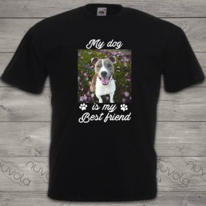 Personalizirana majica – my best friend