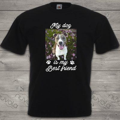 Personalizirana majica – my best friend