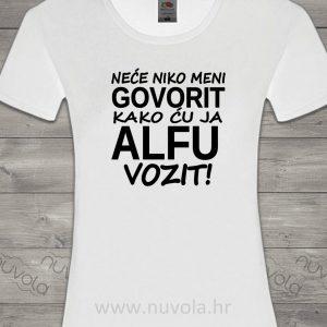 Majica – Alfa Romeo tekst